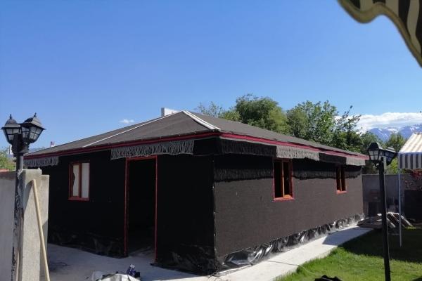 Tek Odalı Pamuklu Kamp Çadırı
