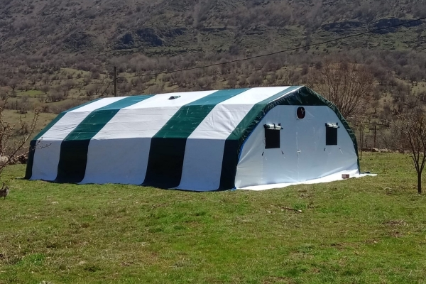 Deprem Çadırları