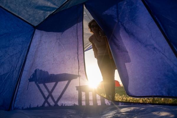 Aile Tipi 2 Odalı 6 Kişilik Kamp Çadırı
